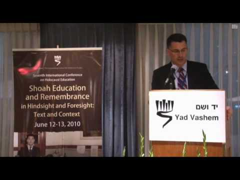 Remarks by Mr. Gideon Sa'ar,  Israeli Minister of Education [08:28 min]