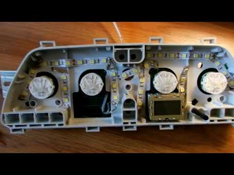 Глючит тахометр ВАЗ 2110 - ремонт своими руками