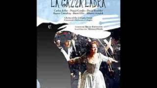 """La Pie Voleuse - Ouverture"" de Rossini"