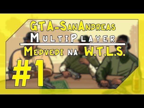 GTA SA:MP [#1]- Penízky rychle sem | PC Gameplay česky | Tokan