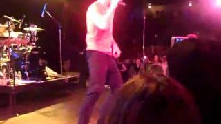 "Joe Mcintyre  ""If I Run Into You"" Boston JoeShow 1 14 10"