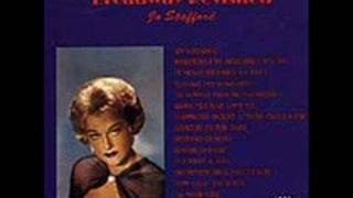 "Jo Stafford - ""Happiness Is Just A Thing Called Joe"""