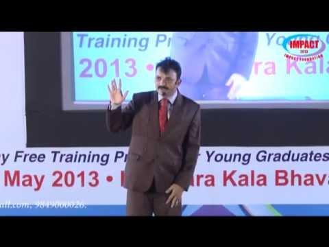 Responsibility |Uday Kumar|TELUGU IMPACT Hyd 2013