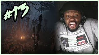 UP A CREEK WITH NO PADDLE! #RIP - Outlast 2 Gameplay Walkthrough Part 13