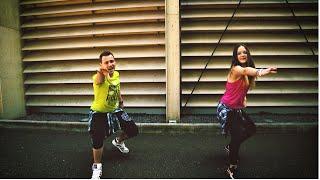 Duele El Corazon - Enrique Iglesias Ft Wisin - Zumba Fitness Choreo By Claudiu Gutu