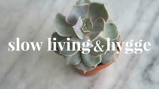 My Weekend Morning Routine | Hygge And Slow Living