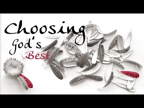 Seven Things to Prepare Us to be God's Choice (Courtship)