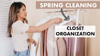 How I Organize My Clothes as a full-time Fashion Blogger!