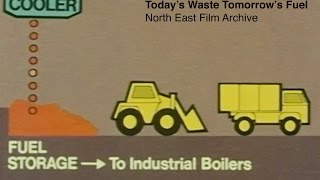 Todays Waste Tomorrows Fuel. North East Film Archive