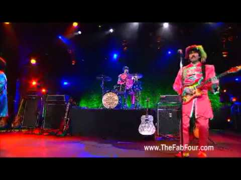 Sgt. Pepper's Lonely Hearts Club Band/With A Little Help From My Friends-The Fab Four