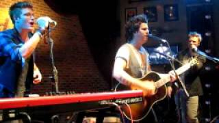 Hit Me With Your Light - Ryan Cabrera and The Kin