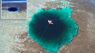 18 Most Insane Sinkholes
