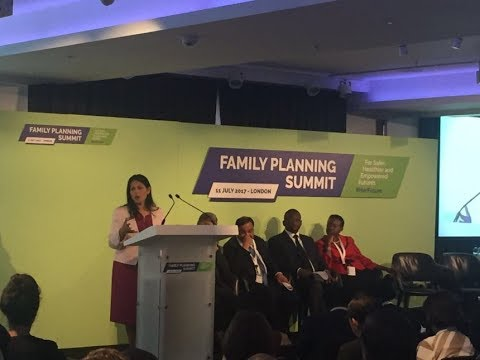 LIVE UPDATES: #HerFuture: Policymakers, donors, advocates discuss Family Planning