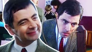SNEAKY Bean 😂 | Funny Clips | Mr Bean Official