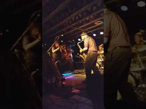 Drum solo from a show with Dirty Bourbon River Show in Fredricksburg VA!