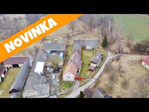 Video z << Prodej rodinného domu, 450 m2, Šebířov >>