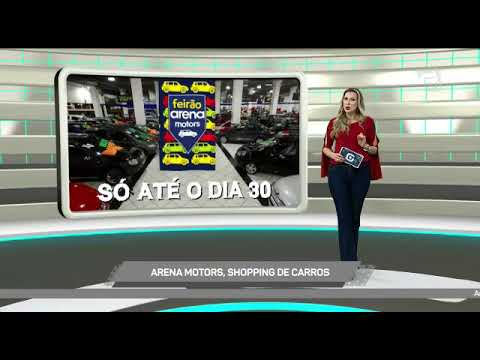 Arena Motors no Gazeta Esportiva
