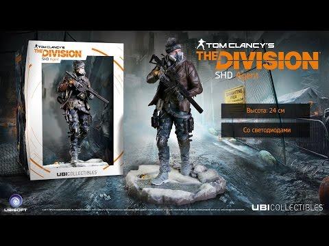 Видео № 0 из игры Фигурка Tom Clancy's: The Division SHD Agent
