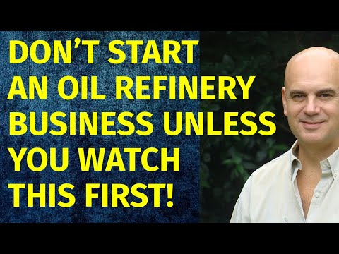 , title : 'How to Start a Oil Refinery Business | Including Free Oil Refinery Business Plan Template