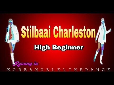 Stilbaai Charleston Line Dance (High Beginner)-Alison Dixon