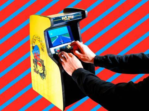 How To Build Your Own 12-Game Mini Arcade Machine