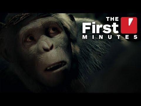 Trailer de Planet of the Apes: Last Frontier