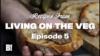 We made the best VEGAN FISH using Jackfruit and more - Living On The Veg Ep.5
