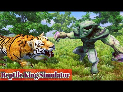 🦎Reptile King Simulator-By Yamtar Games-📱Android