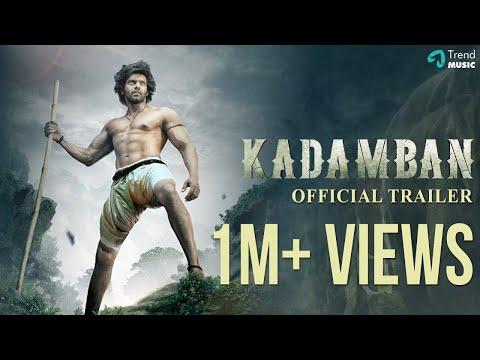 Kadamban Official Trailer   Arya, Catherine Tresa   Yuvan Shankar Raja   Trend Music