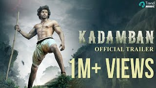 Official Trailer of Kadamban