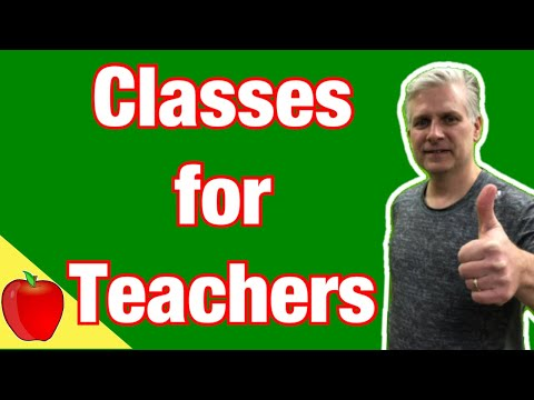 Online Classes For Teachers: Teachers Earn Graduate Credit