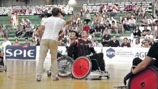 Teaser Coupe de France Quad rugby - Toulouse (2015)