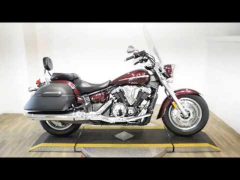 2008 Yamaha V Star® 1300 Tourer in Wauconda, Illinois - Video 1