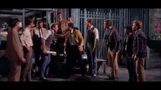 West Side Story - Gee Officer Krupke! (1961) HD