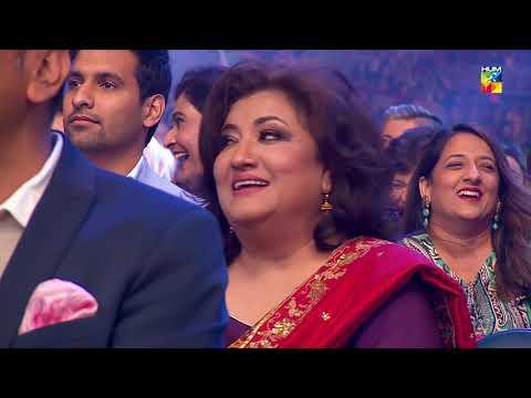 Best Moments   Imran Ashraf   Kashmir 7th HUM Awards   HUM TV