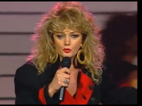 """Bonnie Tyler """"Holding Out For a Hero"""""""