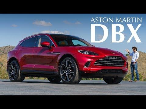 External Review Video j7Vjrt0Pupo for Aston Martin DBX Crossover