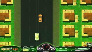 Play Ben 10 Chase Down Games Free Online | Ben 10 Car Games