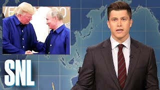 Weekend Update on Donald Trump