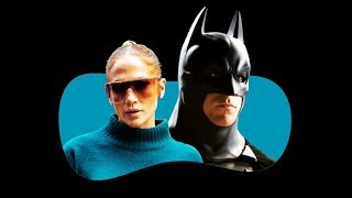 Jennifer Lopez Would Like to Play Batman, and She Has Robert Pattinson's Blessing  - News