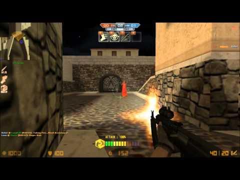 CS:BTE Zombie Hero Gameplay