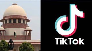 TikTok Ban par Madras High Court ko 2 Din mai Faisla Karne ka  Direction Diya Supreme Court