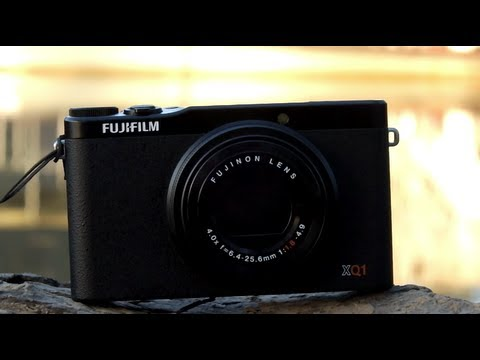 Fujifilm XQ1 First Look - Leigh Diprose