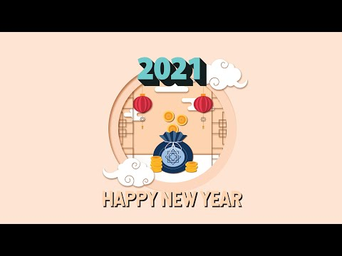 The New Year greeting that Korean people use the most 새해 복 많이 받으세요