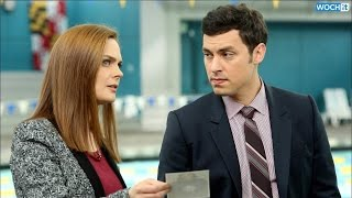 Emily Deschanel's Favorite Sweets Moments From 'Bones' Will Make You Cry