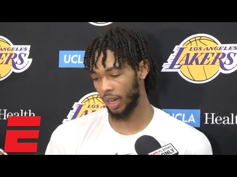 Brandon Ingram on 4-game suspension: 'I thought it'd be more' | NBA Interview