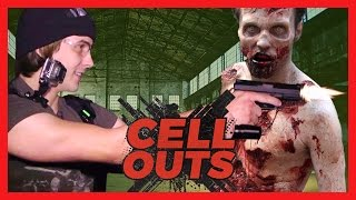 WALKING DEAD IN REAL LIFE (Cell Outs)