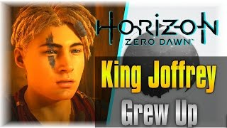 King Joffrey Grew Up!!! | Horizon Zero Dawn #4 | Mother's Heart [Main Mission]
