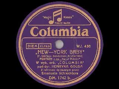 Polish Hot Dance: Henryk Gold - NEW YORK BABY