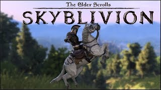 Oblivion is Getting Remastered by Modders in The Elder Scrolls 5: Skyrim - Skyblivion Mod Update